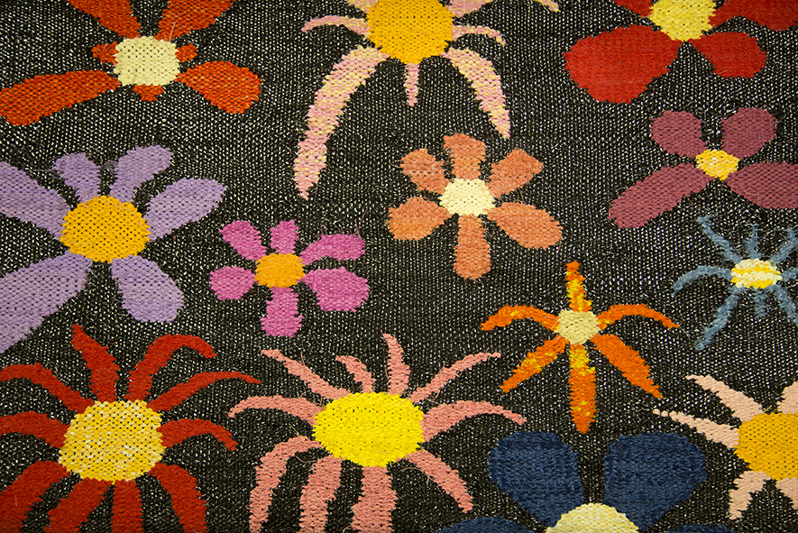 weaving textile linnea sjöberg